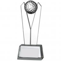 V Shaped Golf Glass 17cm : New 2019