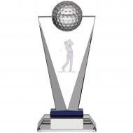 Golf 7.25 inches Trophy Award