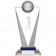 Golf 8 inches Trophy Award