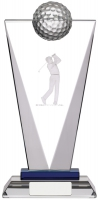 Golf 8.75 inches Trophy Award