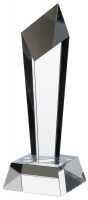 Obelisk 8 inches Trophy Corporate Award