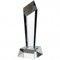 Obelisk 9 inches Trophy Corporate Award
