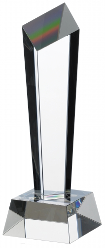 Obelisk 10 inches Trophy Corporate Award