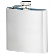 6 ounce stainless steel flask Trophy Award