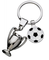 Football And Keyring Trophy Award