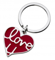 Love Heart Keyring Trophy Award