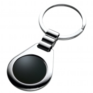 Engravable Keyring Also Takes 25mm Insert : New 2020