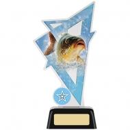 Fish Acrylic Award 7.5 inches 19cm : New 2020