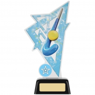 Hockey Acrylic Award 7.5 inches 19cm : New 2020