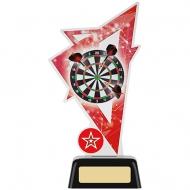 Darts Acrylic Award 7.5 inches 19cm : New 2020