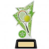 Tennis Acrylic Award 6.25 inches 16cm : New 2020