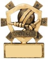 Cricket shield 3 1 / 8 Trophy Award