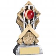 Diamond Extreme Cricket Award 12.5cm : New 2019
