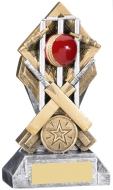 Diamond Extreme Cricket Award 14.5cm : New 2019