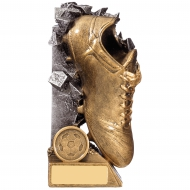 Breakout II Football Boot Trophy Award