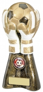 Goal Keeper Football Trophy Award