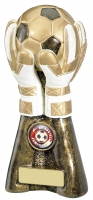 Goal Keeper Football Trophy Award