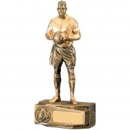 Football Male Goal Keeper Trophy Award