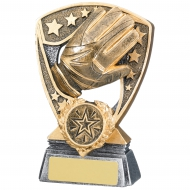 Football Goal Keeper Award 4.75 inches 12cm : New 2020