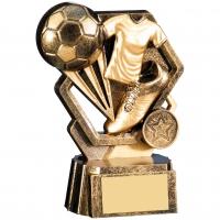 Thunder Football Award 6 inches 15cm : New 2020