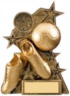 Astra Football Award 5.25 inches 13.5cm : New 2020