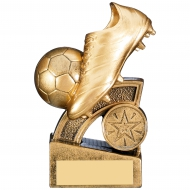 Halo Football Trophy 4.75 inches 12cm : New 2020