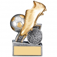 Halo Football Trophy 4 inches 10cm : New 2020