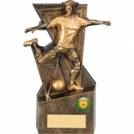 Legacy Male Football Award 10 inches 26cm : New 2020