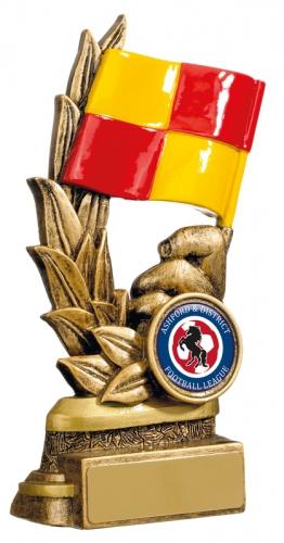 Xblast Football Linesman Trophy Award