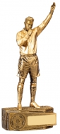 Football Male Referee Trophy Award