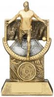 Triumph Female Football Trophy Award