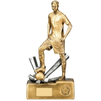 Krypton Male Football Trophy Award