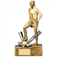Krypton Female Football Trophy Award