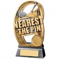 Golf Nearest The Pin Award 15cm : New 2019