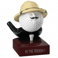 Golf In The Rough Trophy Award