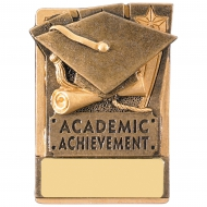 Mini Magnetic Academic Trophy Award 82mm : New 2019