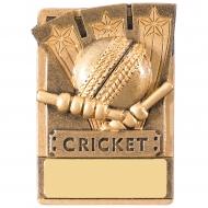 Mini Magnetic Cricket Award 82mm : New 2019