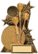 Astra Darts Award 5.25 inches 13.5cm : New 2020