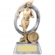 Female Runner Trophy Award