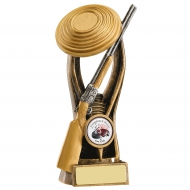 Clay Shooting Theme Trophy Award