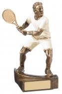 Tennis Male Trophy Award