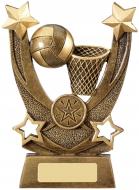 Netball Stars Trophy Award