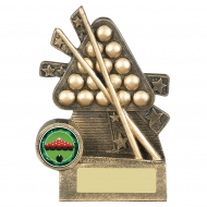 Snooker And Pool Trophy Award