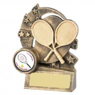 Tennis Theme Trophy Award