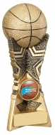 Basketball Trophy Award
