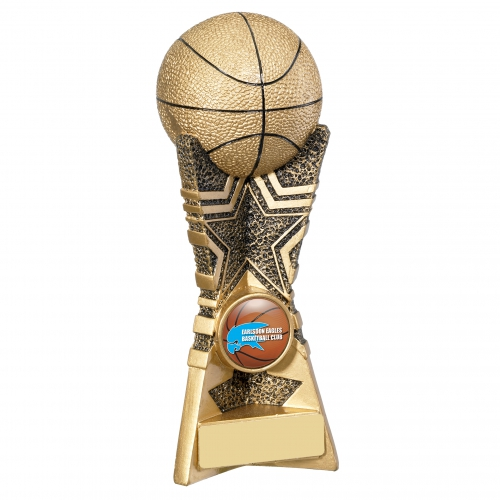 RM485A : Basketball Trophy Award - Trophies for Titles R4US 2019