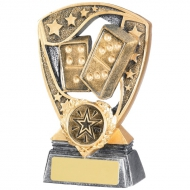 Dominoes Trophy Award