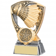 Badminton Trophy Award