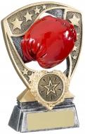 Boxing Glove Shield Trophy Award