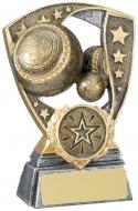 Lawn Bowls Trophy Award